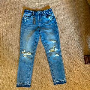 Blank NYC  the Madison crop jeans